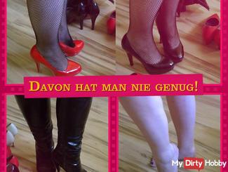 Never enough heels