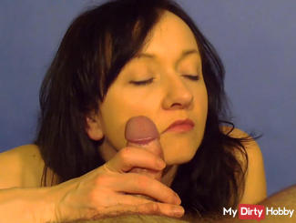 Jerking with 3 cumshots in a row and many ways