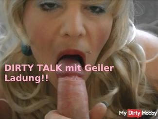 Dirty Talk Blowjob