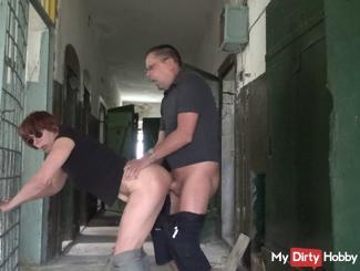 Prison fuck goes on!
