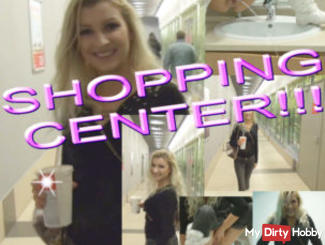SHOCK !! PISS IN SHOPPING CENTER IN SINK