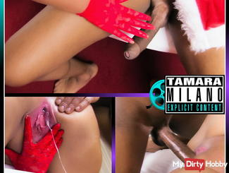MONSTER XMAS RUTE ! FUCKED HARD ! CREAMPIE !