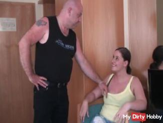 FROM FATHER fucked my girlfriend