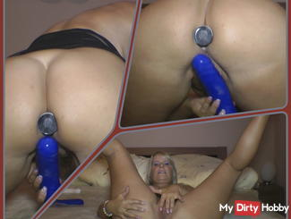 Dildo und Anal Plug Dirty-Talk
