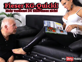 Fieser KG-Quickie! More you do not deserve!