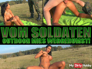 SOLDIERS FROM OUTDOOR FUCKED MIES