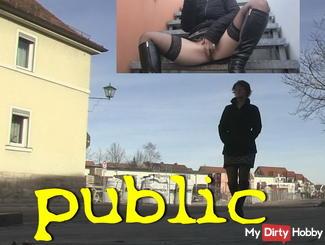 My Public pussy