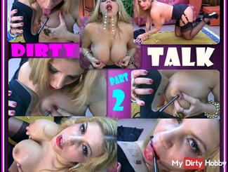 DIRTY TALK! I'm just there for you !! Part 2