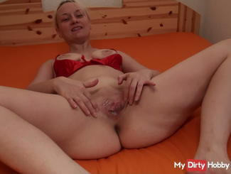 Creampie cock ring with vibrating