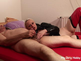 Slave may only wank