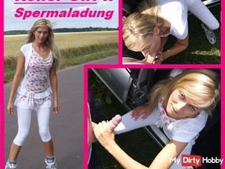 Roller-Girl II Spermaladung