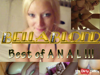 Bella Blond - Best of Anal (ass fuck)