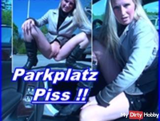 Public parking Piss !!