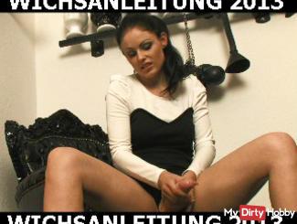 Wichsanleitung 2013