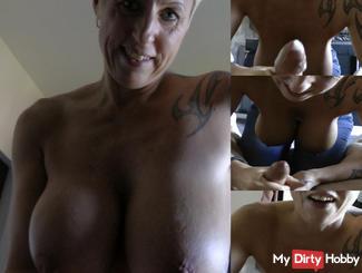 SPEED HAND JOB - Geil milked !!