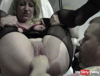 cumshot been horny licked and fingered hard with