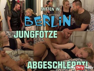 IN THE MIDDLE OF BERLIN - jungfotze TOWED!
