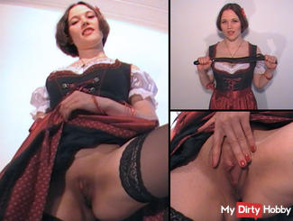 Serve your Dirndl-Lady!