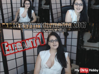Sissytransformation 2017 - Elegant 1 - What you can expect