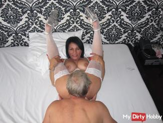 Licking blow-squirt-fuck-!