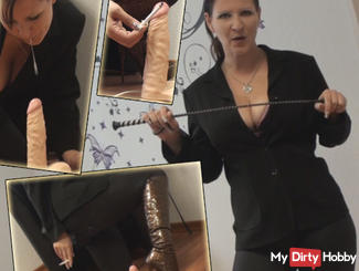 High-quality cock torture!