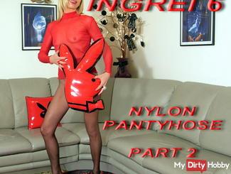 Ingrei6 Nylon-Pantyhose Part 2
