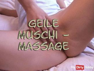 Hot Pussy Massage