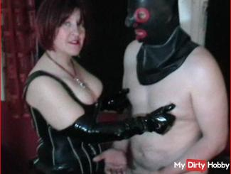 Nipple and cock torture Talk Dirty MDH WITH USER