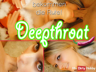 DeepThroat - Bad girls go to heaven