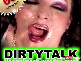 60sek Abwichs Dirtytalk Cumshoot