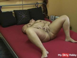 Masturbate and fucked in the ass