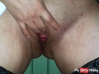 really horny piss
