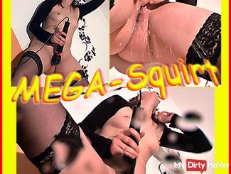 MEGA SQUIRT-SPRITZ ORGASMUS!