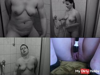 horny in the shower / Video request Pitter97