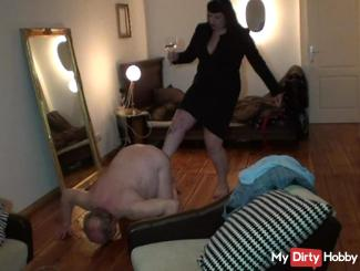 The Toilet Slave from the FemDom WG