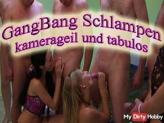 Hot GangBang Sluts 1 / 2