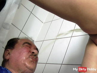 SWALLOWING PISS YOU OPA