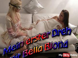 Mein erster Dreh mit Bella Blond