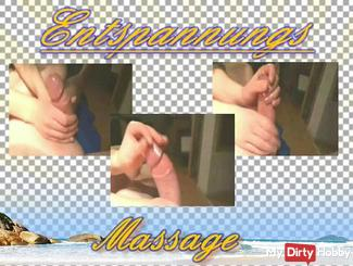 Relaxing massage for loosening