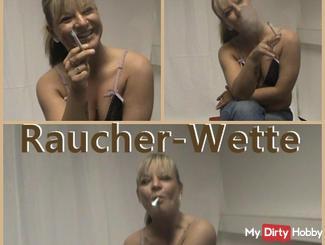 Raucher Wette