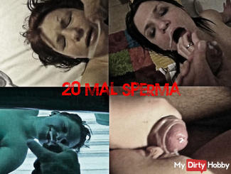 Abendfüllend - Best of Sperma