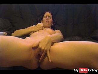 deaf girl playing with my pussy