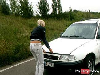 Die Autopanne (cream**e)