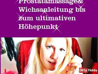 Prostate massage + Wichsanleitung for ulitmativen orgasm