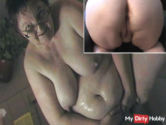 Grandma can be said of young and old fuck to orgasm