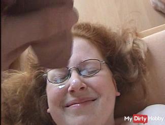 Facials insemination or glasses ;-)