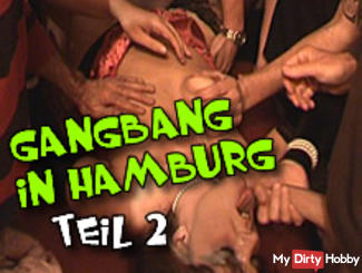 December 2009 Gangbang with over 50 guys  2nd part