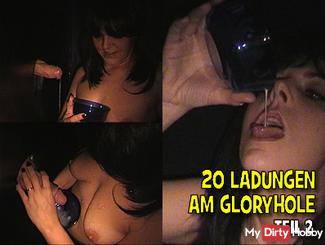 20 LOADS AT THE GLORYHOLE - PART 2