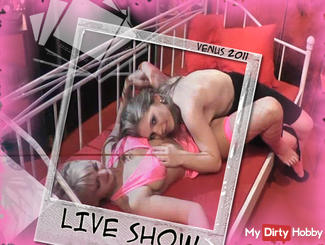 LIVE show with sexy BITCH MIA & Little Nicky (Rated 16)