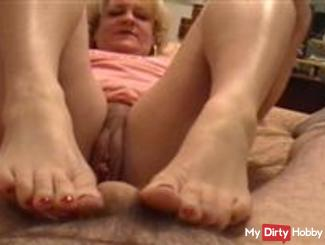 First Time Footjob - Teaser Part I